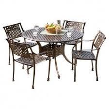 Cast Aluminum Outdoor Sets by Cast Aluminum Patio Furniture Sets Foter
