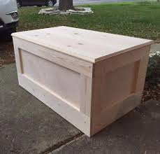 Diy Wooden Toy Box With Lid by Diy Toy Box Album On Imgur