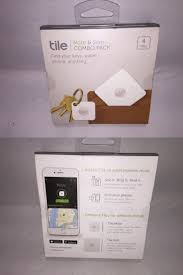 tracking devices tile mate and slim combo pack key wallet item
