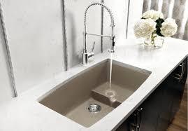 Blanco Precis Sink Cinder by An Intro To Granite Composite Sinks U2013 Splash Galleries