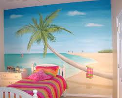 Wall Mural Decals Beach by Wall Ideas Beach Scene Wall Murals Sale Tropical Wall Murals