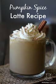 Pumpkin Spice Latte K Cups by Natural Pumpkin Spice Latte Recipe