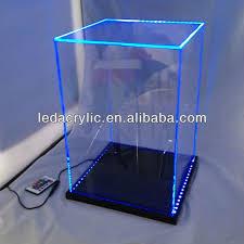 Led Illuminated Acrylic Display Case