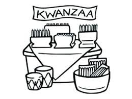 Kwanzaa Coloring Book Plus Page Related Posts Pages Mat
