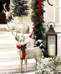 41 best light up reindeer outdoor decorations images on pinterest