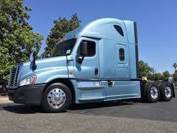 100 What Is A Tandem Truck 2016 FREIGHTLINER CSCDI 125 EVOLUTION TNDEM XLE SLEEPER FOR