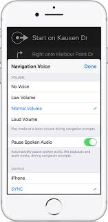 Use Maps and Bluetooth on your iPhone and iPad Apple Support