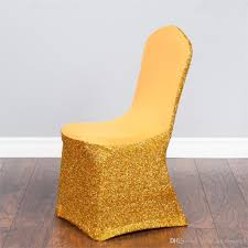 Glitter Chair Cover For Weddings Banquet Hotel Decoration Decor 10161 Chair  Sash Sequins Gold Patry ChristmasAEI-012 Chiavari Chairs Vs Chair Covers With Flair Gold Hug Cover Decor Dreams Blackgoldchampagne Satin Chair Covers Tie Back 2019 2018 New Arrival Wedding Decorations Vinatge Bridal Sash Chiffon Ribbon Simple Supplies From Chic_cheap Leatherette Quilted Fanfare Chameleon Jacket Medallion Decoration Package 61 80 People In S40 Chesterfield Stretch Spandex Folding Royal Marines Museum And Sashes Lizard Metallic Banquet Silver Outdoor