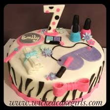 Zebra Spa Cake By Wicked Girls Find Us On Instagram And Facebook