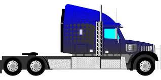 100 Semi Truck Exhaust System