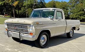 100 Ford Trucks Suck Short Bed Survivor 1968 F100 Ranger