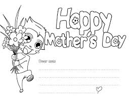 Fresh Mothers Day Coloring Pages 22 In Online With