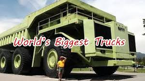 100 Biggest Trucks In The World S Top 8 Largestbiggest Trucks List 2018 Favorite