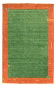 gabbeh teppich barossa grün