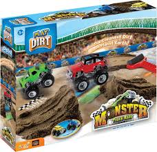 Play Dirt Monster Truck Rally | The Wooden Horse