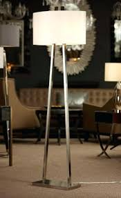 Threshold Arc Floor Lamp by Swing Arm Table Lamp Brushed Nickel Contemporary Floor Lamp From