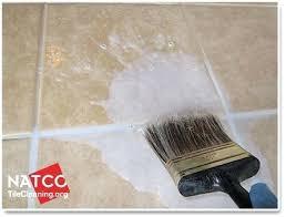 applying a topical sealer to ceramic tiles shine dull ceramic tile