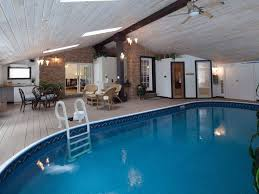 100 Photos Of Pool Houses Indoor House Plans And Designs Backyard Ideas