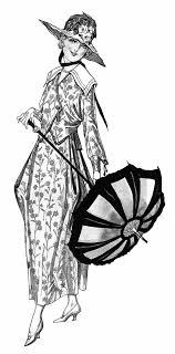 Ball Gown Antique Images Fashion Graphic Womenus Vintage Dress Clipart Victorian