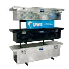 PRO402 UWS Point Of Purchase Display 3 Tier Tool Box Display Rack Uws Deep Narrow Single Lid Crossover Tool Box Amazoncom Tt100combo 100 Gallon Combo Alinum Transfer Tank Smline Toolbox 1st Gen Frontier Nissan Forum 69 In Low Profile Johns Trim Shop Toolboxes Install Weather Guard Bed Step Tricks Tbsm36 Side Mount Truck Automotive Angled Commercial Success Blog Boxes At The Ntea Work Uws Dealers The Best 2018 Tacoma World 174001 Us Custom Trailers Texas For Sale Gainesville Fl