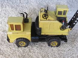Vintage Tonka Mobile Clamshell Crane Truck | Collectors Weekly