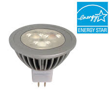 ge 50w equivalent bright white 3000k mr16 flood led light bulb