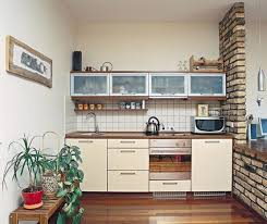 How To Organize A Small Studio Apartment Kitchen Design