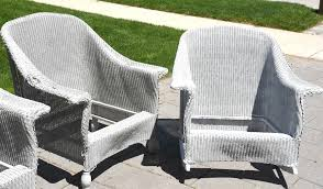 Wicker Makeover Jan s Patio Furniture 100 Things 2 Do