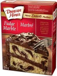 Best Duncan Hines Fudge Marble Recipe on Pinterest