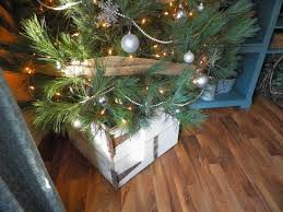 Every Year We Go With Our Children And Grandchildren Cut Down A Real Tree The Box Had To Be Big Enough Hold Stand That Would