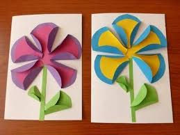 One Folded Paper Activities Images For Kids