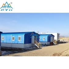 100 Container Houses China House Mining Camp In Kazakhstan From Manufacturer PTH