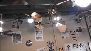 Mickey Mouse Ceiling Fan Blades by Fanimation Fan Museum Upper Level Setting The Fans Back To Low