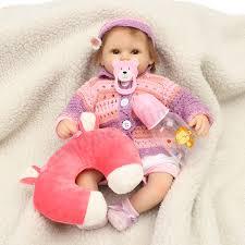 22inch Handmade Lifelike Reborn Baby Doll Silicone Ugly Reborn Baby Dolls