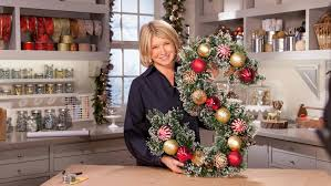 Martha Stewart Pre Lit Christmas Tree Manual by Ask Martha Festive Monogram Wreath Martha Stewart