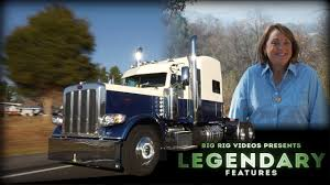 100 K And B Trucking Ingrid Rown Rollin LLC Legendary Feature YouTube