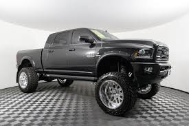 100 Duramax Diesel Trucks For Sale Used Lifted 2018 Dodge Ram 2500 HD Laramie 4x4 Truck