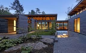 100 Muskoka Architects Bridge House