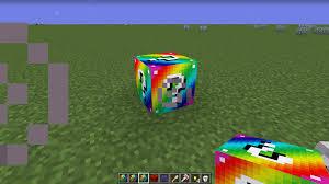 Lucky Block Rainbow Mod 1 7 10 1 8 1 8 1