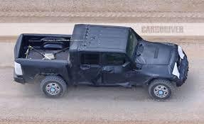 100 New Truck Reviews Jeep Wrangler Pickup S Videos And Gossip Jalopnik