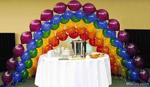 Cheap Wedding Decorations Online by Wedding Arch Balloons Online Balloons Arch Wedding Decorations