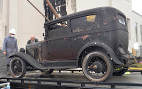 Couple's Beloved 1929 Chevy Recovered Four Months After Museum Fire ... 1929 Chevy Truck Trucks Pinterest Chevy Trucks And Member Spotlight Archives Nb Antique Auto Club Inc Chevrolet Delivery Truck Pickup For Sale Classiccarscom Cc1083823 Huckster For Or Trade Motorland To Mark A Century Of Building Names Its Most Backyard Boogiealaddin Of Long Beach Cavaliers Roadster Sedan Other Pickups Free Photo Chevrolet 29 Vehicle New Brighton 194 Cubic Inch Stovebolt Six Youtube