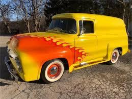 100 Panel Trucks 1956 Ford Truck For Sale ClassicCarscom CC1200101