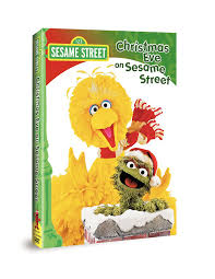 Sesame Street A Magical Halloween Adventure Vhs by Amazon Com Sesame Street Christmas Eve On Sesame Street Caroll