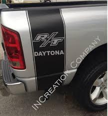 100 Ram Truck Decals For Vinyl Racing Stripes Dodge Rear Bed Logo Hemi