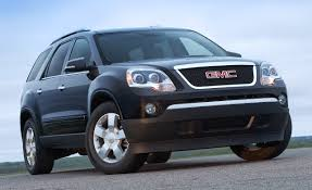 GMC Acadia Reviews | GMC Acadia Price, Photos, And Specs | Car And ... Gmc Acadia Jryseinerbuickgmcsouthjordan Pinterest Preowned 2012 Arcadia Suvsedan Near Milwaukee 80374 Badger 7 Things You Need To Know About The 2017 Lease Deals Prices Cicero Ny Used Limited Fwd 4dr At Alm Gwinnett Serving 2018 Chevrolet Traverse 3 Gmc Redesign Wadena New Vehicles For Sale Filegmc Denali 05062011jpg Wikimedia Commons Indepth Model Review Car And Driver Pros Cons Truedelta 2013 Information Photos Zombiedrive Gmcs At4 Treatment Will Extend The Canyon Yukon