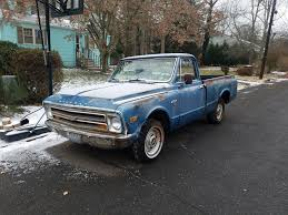 1968 Chevy C-10 C10 Custom Pickup 1/2 Ton Short Bed For Parts Or ... Used 2009 Gmc 2500 4wd 1 Ton Pickup Truck For Sale In New 2017 Ford F150 Truck Built Tough Fordcom Dump For Sell Also Asphalt Tarps As Well Pickup Bed Cars For Sale Used 2008 Lincoln Mark Lt In 4x4 East Lodi Nj The Nissan Titan Xd Is Best You Can Buy Rescue Trucks Fire Squads Chevy Legends 100 Year History Chevrolet Car Dealer Waterford Works Preowned Vehicles Near Intertional Harvester Classics On Autotrader W5500 Stake Body Jersey 11129 M715 Kaiser Jeep Page