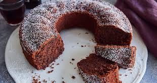 rotweinkuchen saftig einfach und mit schokolade