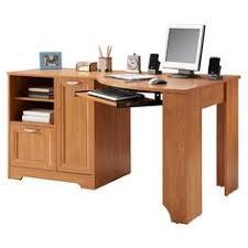 Sauder Parklane Collection Computer Desk Cinnamon Cherry by Sauder Parklane Collection Computer Desk Cinnamon Cherry