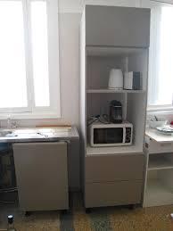 meuble micro onde cuisine colonne de cuisine pour four et micro onde 2 meuble cuisine